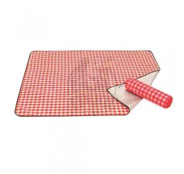 Коврик для пикника Fora (красный/белый)