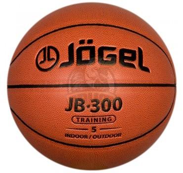 Мяч баскетбольный подростковый тренировочный Jögel Indoor/Outdoor №5
