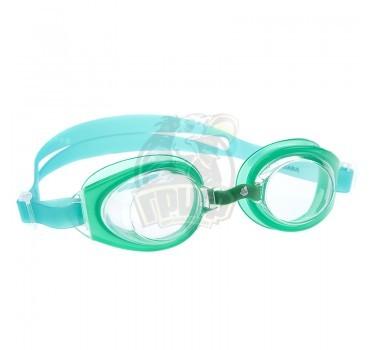 Очки для плавания юниорские Mad Wave Simpler II Junior (зеленый)