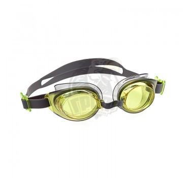 Очки для плавания юниорские Mad Wave Simpler II Junior (серый)