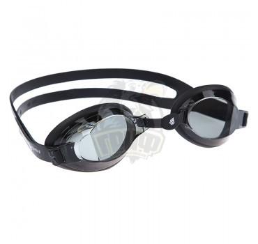 Очки для плавания юниорские Mad Wave Stalker Junior (черный)
