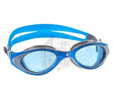 Очки для плавания юниорские Mad Wave Automatic Junior Flame (синий)