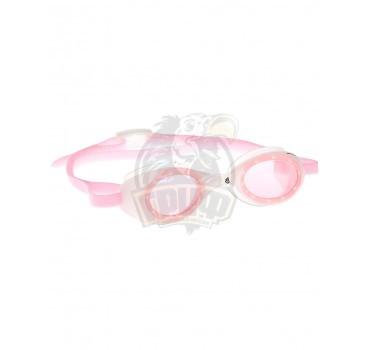 Очки для плавания юниорские Mad Wave UltraViolet Junior (розовый)