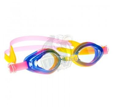 Очки для плавания юниорские Mad Wave Aqua Junior (желтый)