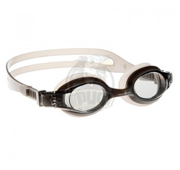 Очки для плавания юниорские Mad Wave Autosplash Junior (черный)