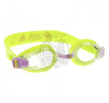 Очки для плавания детские Mad Wave Bubble Kids (зеленый)