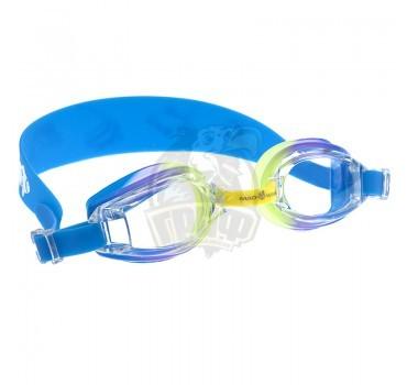 Очки для плавания детские Mad Wave Coaster Kids (зеленый)