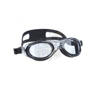 Очки-маска для плавания Mad Wave Panoramic (черный)