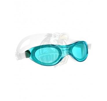 Очки-маска для плавания Mad Wave Panoramic (голубой)