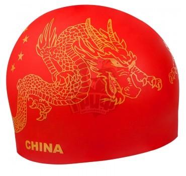 Шапочка для плавания Mad Wave China